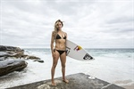 Sally Fitzgibbons poses