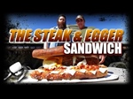 The Steak & Egger Sandwich