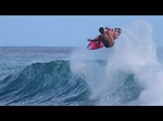 Zeke Lau earning his keep at Pipeline