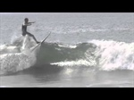 Zoltan Torkos surfs