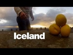 Juggling Around Iceland