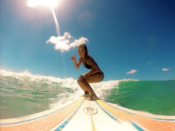 Hawaii Longboard